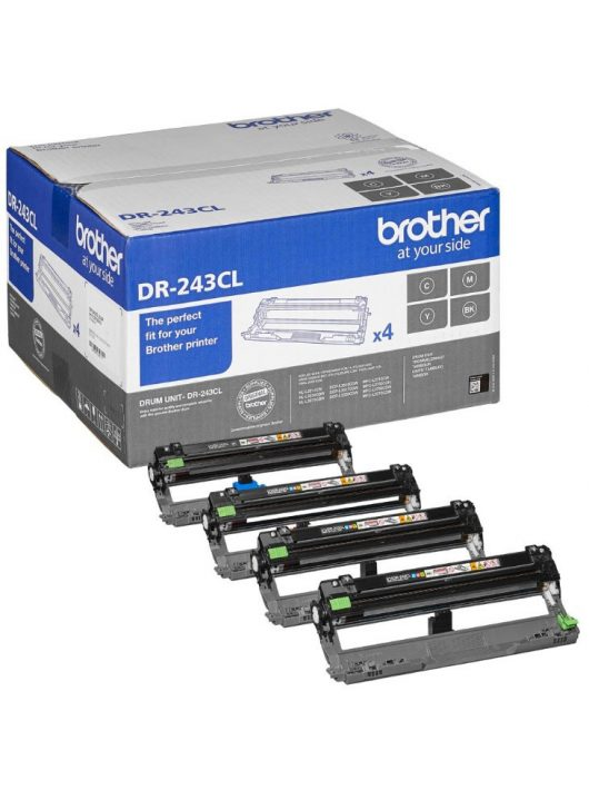 Brother DR243CL drum (Eredeti)