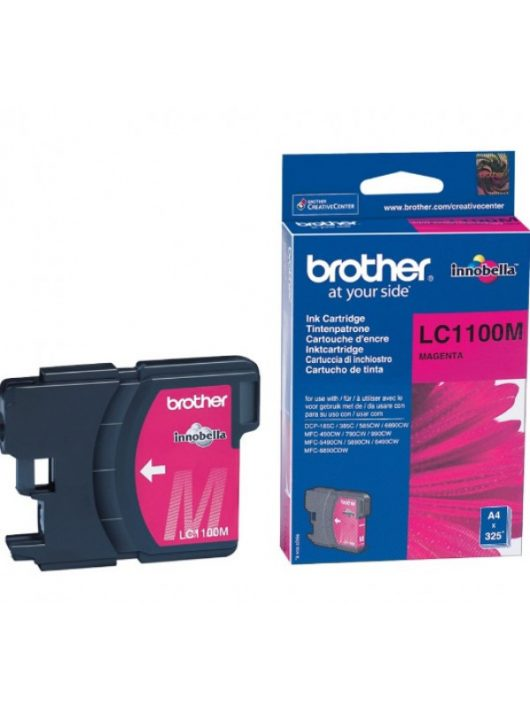 Brother LC1100M tintapatron (Eredeti)